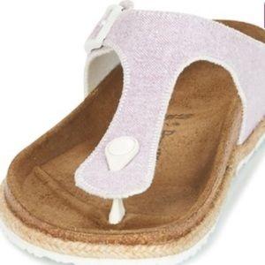 Gizeh Papillio Birkenstock new sandals slides